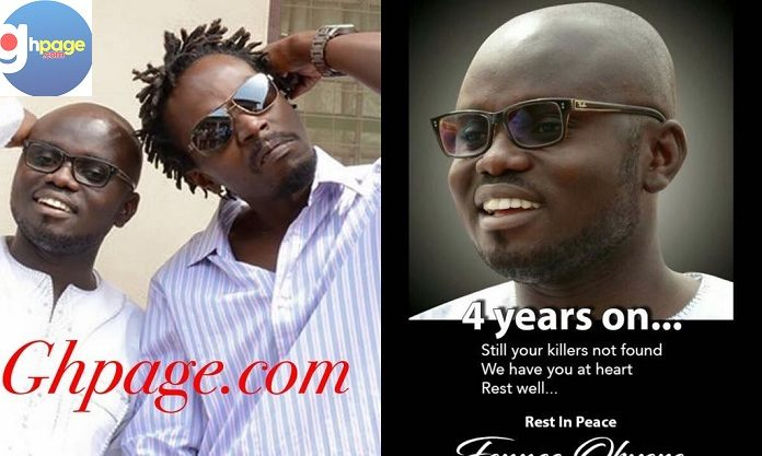 Who killed Fennec Okyere? -Kwaw Kese asks Ghana Police Service 4 years after his murder