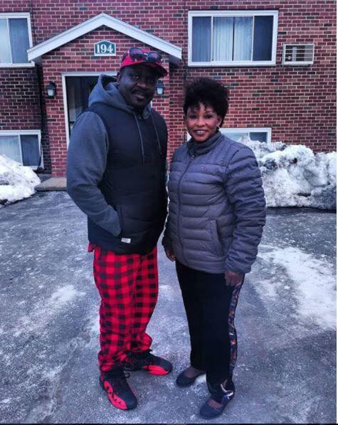 Photos of Actress Kyeiwaa's lavish lifestyle in the US