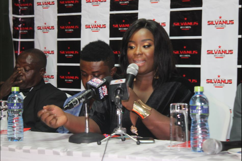 Maame Serwaa Signs 5 Year Deal With Silvanus Records, Here's The Details Of The Contract And It's Benefits