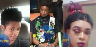 Video+Photos: See the Before and After photos of Ghana's first Transgender Madina Broni