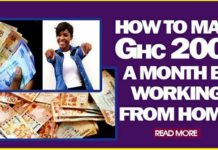 How To Make Over GHS1,000 Income With GHS100 Capital Or Less