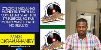 Zylofon Has Money But Lacks Competent Staffs - Mark okraku Mantey