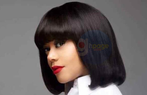 Nadia Buari has changed and looks older in this video