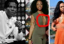 Your Baby Mama's Breasts Like '1993 Opel Seat Belt' - Facebook User Jabs Shatta Wale For Dissing Stonebwoy
