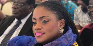 Nana Ama Dokua Asiamah-Adjei (MP) & Deputy Information Minister wishes all women Happy International Women's Day.