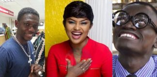 I will always pick Agya Koo over Lil Win - Nana Ama McBrown