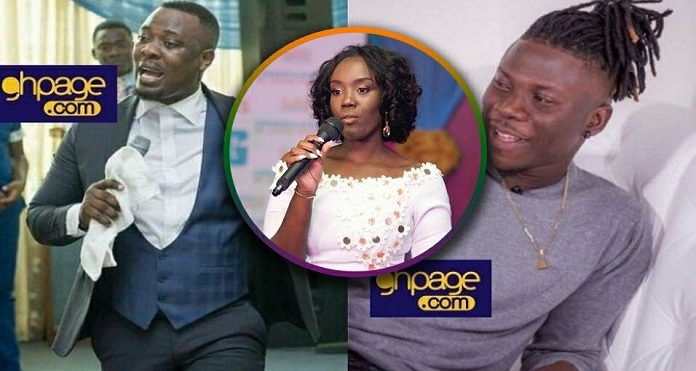 Watch the VIDEO of Prophet Nigel Gaisie Prophesying about a plot to kill Stonebwoy by Easter 2019