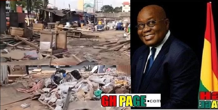 Akufo-Addo's Nima Neighbours Pack Out In Tears(VIDEO)