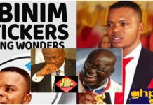 Video: Akufo-Addo needs Obinim sticker to cure his 'super incompetence' – Mahama fires