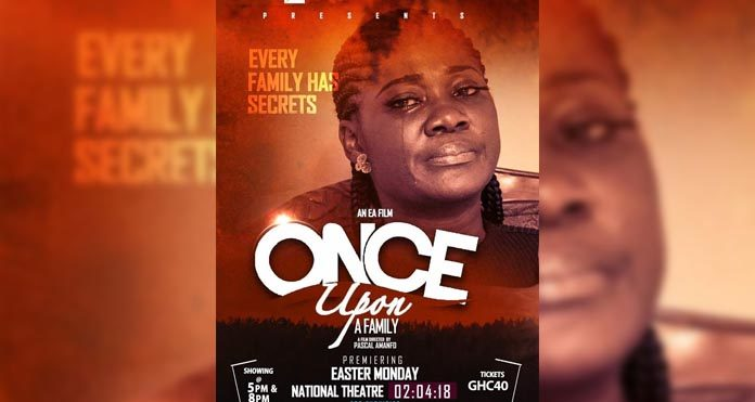 Mercy Johnson, Fella Makafui,Kofi Adjorlolo in