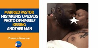 Photos: Married Pastor Mistakenly Uploads Photo Of Himself Kissing Another Man On Facebook
