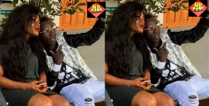 Meet The Alleged Girlfriend Of Patapaa Called 'Pata Pichy'