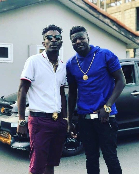 Pope Skinny New Car - Pope Skinny told me Adom FM boss and DJ Wobete are gays-Shatta Wale