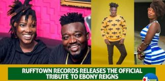 Video: Rufftown Records releases the official tribute to Ebony -You will cry watching it