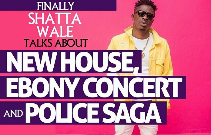 Video: Shatta Wale Finally Opens Up About The