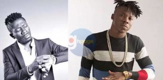 Shatta Wale just finished Stonebwoy in a Hot Video[Watch]