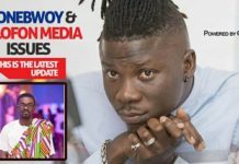 Stonebwoy and Zylofon Media Issues: This Is The Latest Update
