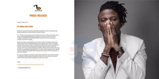 STATEMENT: Stonebwoy just called for the arrest of Bulldog and other Zylofon Media squad