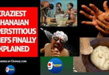 10 Of The Craziest Ghanaian Superstitious Beliefs Finally Explained - #7 Is Hilarious