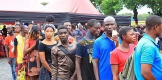 Thief caught at Ebony's Funeral escapes lynching