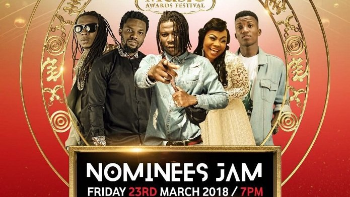 All Set For VGMA Nominees Jam In Cape Coast [See Photos]
