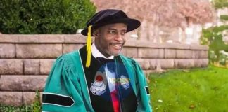 Meet Dr Prosper Yao Tsikata, the US-based professor who died in a gym accident