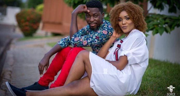 A Plus Shares Lovely Birthday Message To Wife
