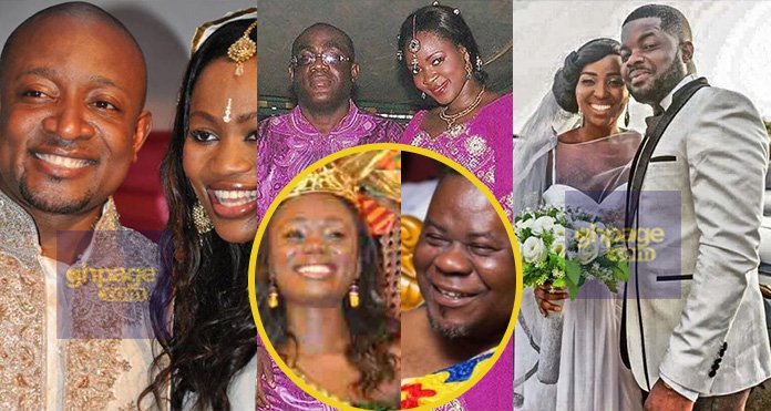 Photos: Meet The Lucky Men Who Got Married To Our Beauty Pageant Queens