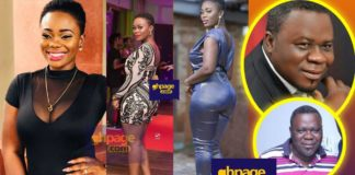 Super hot photos of Dr. Kwaku Oteng's 4th Babymama and Wife, Akua Ghana's Most Beautiful
