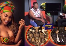 Video: Actress accuses colleague Benedicta Gafah of taking her to 'juju' to kill her shine