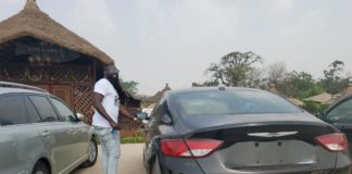 I'm The Second Person To Import A Chrysler 200 Spot Into Ghana - Kumawood Actor Brags