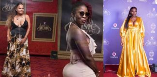 Photos: Theses Are The 4 'Braless Celebrities Who Were Spotted At The 2018 VGMA