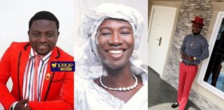 Hot Video: Brother Sammy Records A Diss Song For Cecilia Marfo And Ernest Opoku
