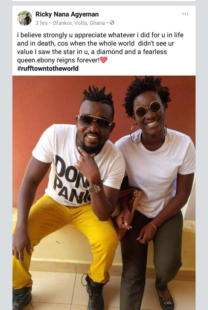 Heads At War: Bullet Fires Back At Ebony's Dad, Tells Him To Be Appreciative