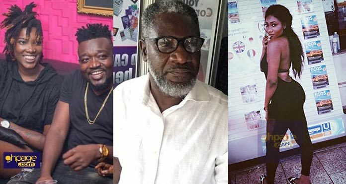 Ebony's Father Expresses Dissatisfaction After Bullet Announced He Had Signed Wendy Shay To Replace Ebony