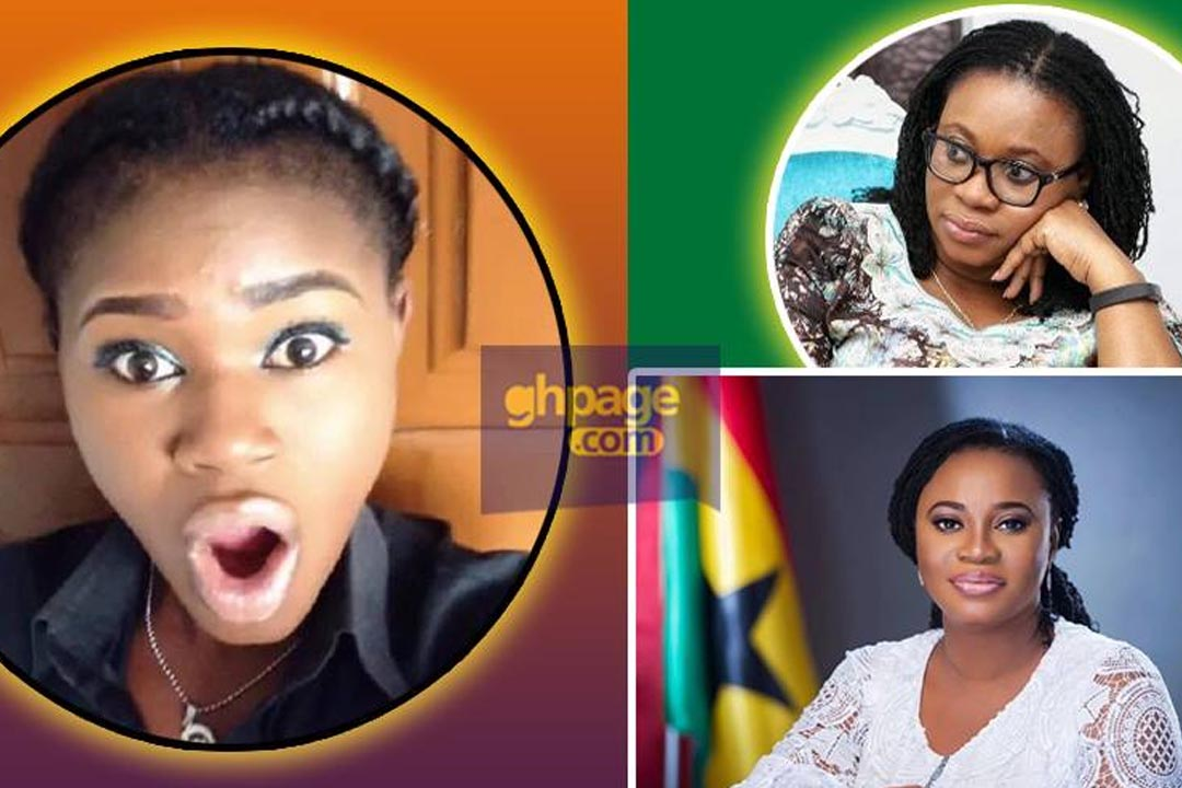 FBT: This Picture Of EC Boss Charlotte Osei's Daughter Is Driving The Internet Crazy