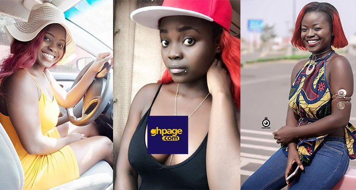 Check Out This 16 Hot Photos Of The Girl Shatta Wale Is Alleged To Be