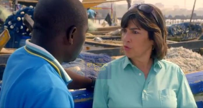 Am Faithful To My Wife Because Of Poverty – Ghanaian Man Tells CNN's Christiane Amanpour(Video)