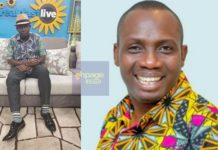 Counsellor George Lutterodt 'Goes Mad' In Latest Video(Watch)