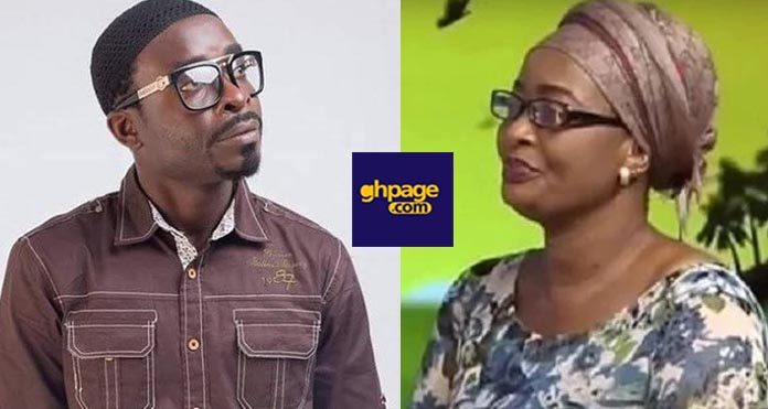 Video: 2nd Wife Of Late Highlife Musician Daasebre Gyamena Cries For Financial Support