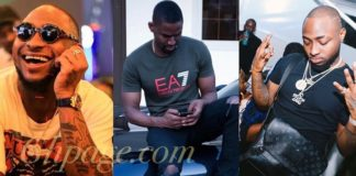 """""""You Are Mad"""": Davido Warns Ibrah One After He Mentioned His Name As One Of Money Launderers"""