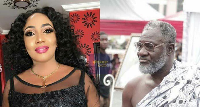 Musician Diamond Appiah Exposes Father Of Dancehall Sensation Ebony Reigns