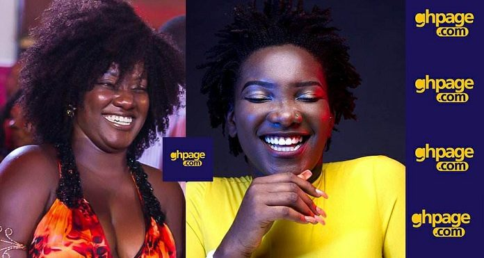 Check Out Photos Of Oforiwaa Opoku-Kwarteng, Ebony's Beautiful Sister At The VGMA 2018