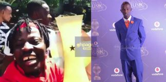 """If You Don't Understand, Go And Die"" - Fancy Gadam mocks Patapaa After Wining Most Popular Song(Video)"