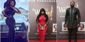 See what your favorite female celebrities wore to the 2018 Ghana Woman Awards