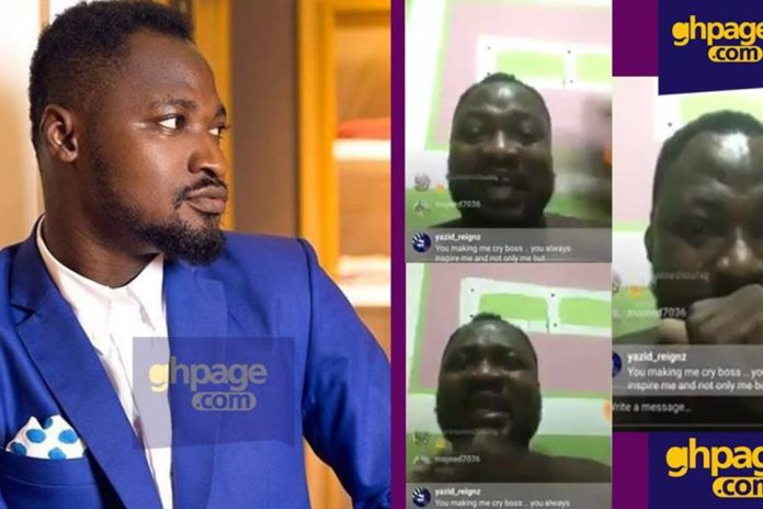 Comedian Funny Face Share His Emotional Story To Stardom