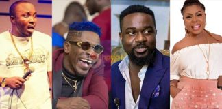 Video: GH Celebs share their testimony of what Obinim's Sticker has done for them