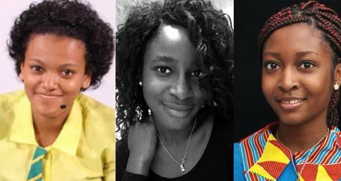 Ghanaian Teenage Girls Get Admission Into Harvard, Yale and MIT