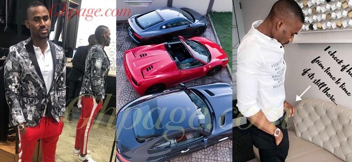 The Mysterious Rich Man With The Most Expensive Cars; All You Need To Know About Ibrah One