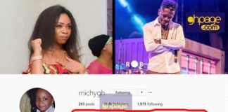 I'm Single And Free From Oppression - Shatta Michy Confirms Breakup With Shatta Wale(Photo)